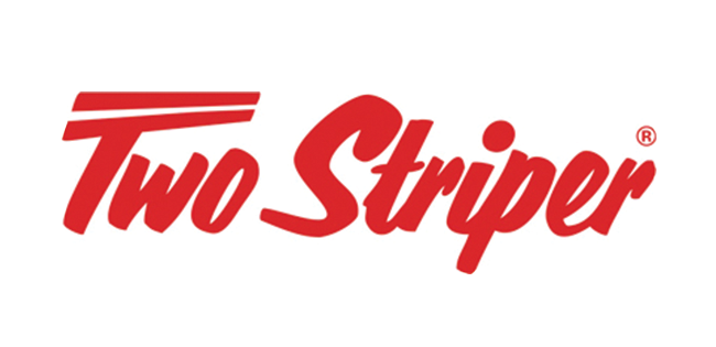 two striper logo